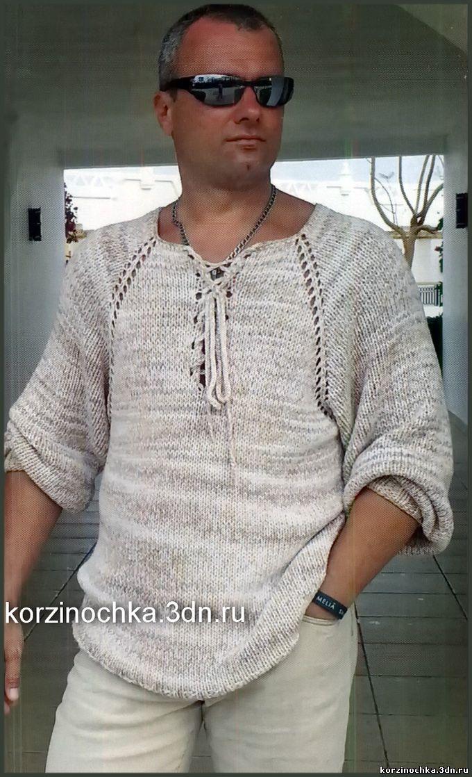 Картинки по запросу джемпер мужской с карманами спицами
