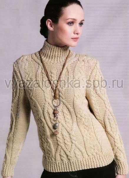 Картинки по запросу свитер женский спицами