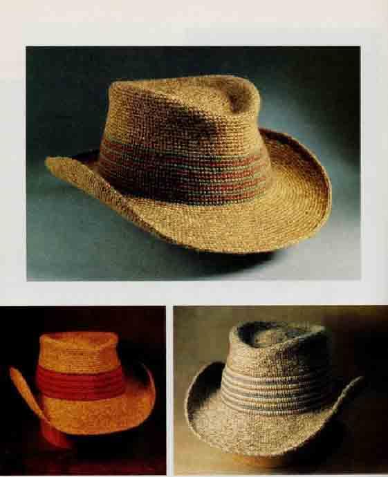 Картинки по запросу вязаная шляпа ковбойская
