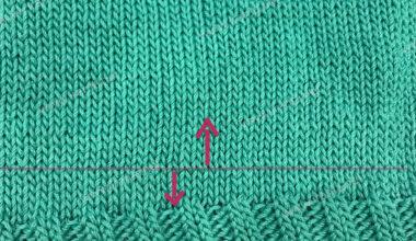 Разнонаправленное вязание: простой и удобный способ избежать перевязов