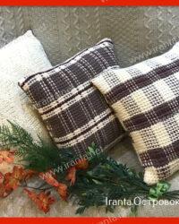 Набор диванных подушек «Глазго»