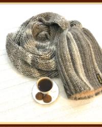 Теплый дуэт «Кофе со сливками»