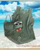 Пляжная двойка «Курортный роман»: топ и лиф-бюстье