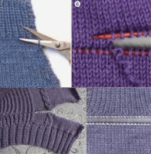 Особенности некоторых техник вязания: плюсы, минусы и бонусы. Часть 1.