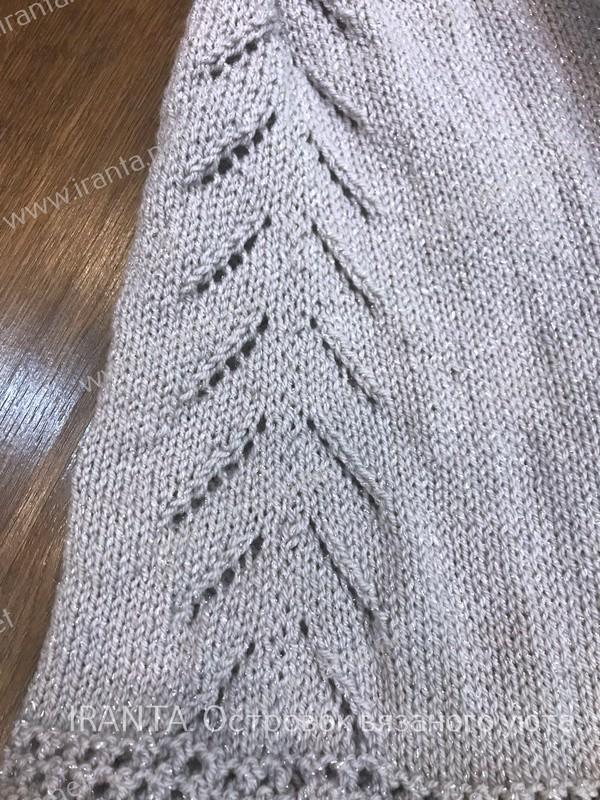 Круговое вязание. Всегда ли удобно?