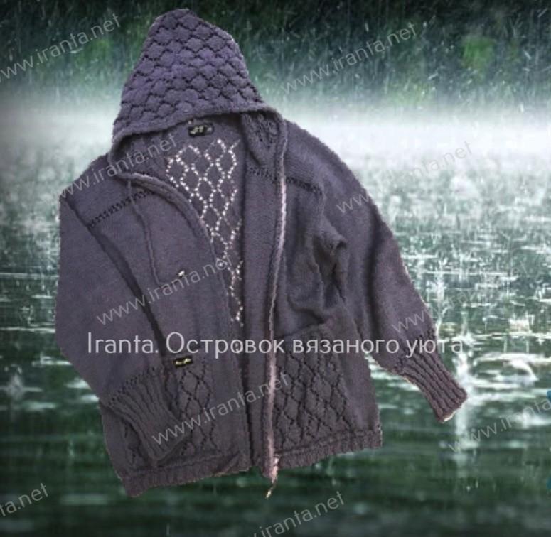 """Летняя куртка """"Дождливый день"""""""