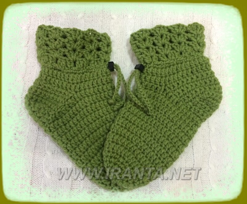 "Теплые зимние носки ""Просто Носочки"""