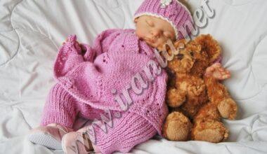 """Комплект для новорожденной """"Малышка-модница"""""""