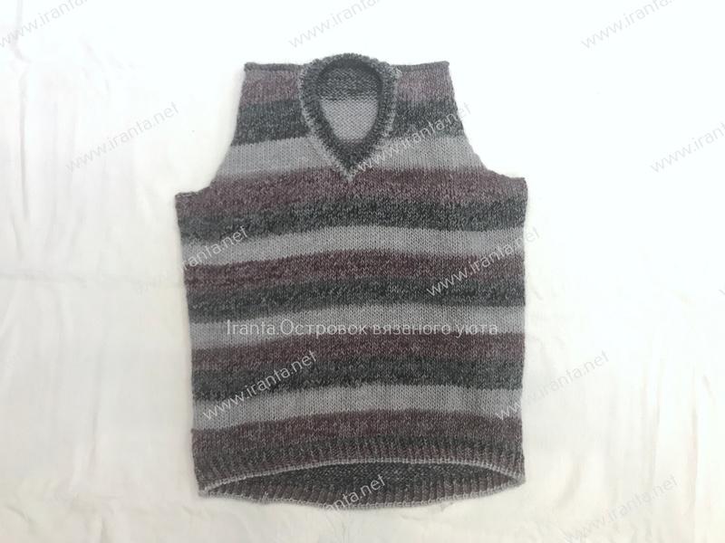 """Пуловер """"С британским акцентом"""""""